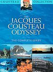 The Jacques Cousteau Odyssey - The Complete Series in 6 Volumes DVD Set.