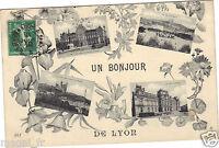 69 - CPA - ein Bonjour De Lyon