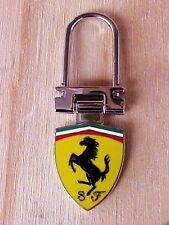 Ferrari Key Chain Fob Cavallino Prancing Horse NEW OEM