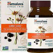 UriCare Himalaya Herbals 120 VCaps