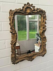 """22"""" x 15""""  """"Chippendale"""" Mirror - Authentic Reproduction """"Period 1760-1765"""""""