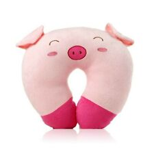Playpen Baby® Plush Pink Pig Neck Support Pillow