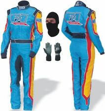 Fa Kart Racing Suit Cik-Fia Level 2 + Free Gift