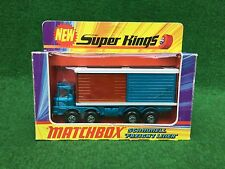 Matchbox Lesney K-14 Super Kings Scammel Freight Liner ovp