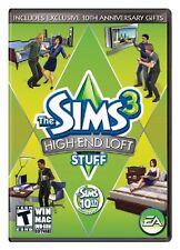 Los Sims 3: alta gama Loft Stuff (PC/Mac, región libre) origen clave de descarga
