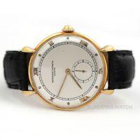 Vacheron Constantin Vintage Yellow Gold Wristwatch c.1950's