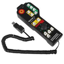 6 Axes USB CNC Controller Manuel Remote Contrôleur Pour Mach3 Machine de Gravure