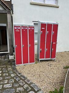 used gym lockers