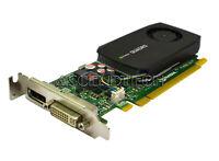 NVIDIA QUADRO K600 1GB DVI-I DP LOW PROFILE PCI-E GRAPHICS VIDEO CARD 0C19457 US