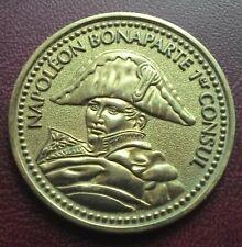 penning médaille napoléon bonaparte premier consul bronze doré