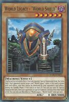 "Yu-Gi-Oh: WORLD LEGACY - ""WORLD SHIELD"" - EXFO-EN021 - Common Card - 1st Edition"