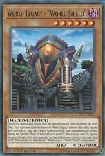 "Yu-Gi-Oh: WORLD LEGACY - ""WORLD SHIELD"" - EXFO-EN021 - Common Card - 1st Edition"