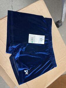 gk elite gymnastics shorts size AXL