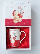 Hallmark Forever Friends Christmas Mug Cup In Gift Box Perfect Christmas Present