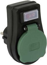 REV Ritter Adapter mit Schalter - IP 44