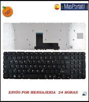 TECLADO ESPAÑOL NUEVO PORTATIL TOSHIBA SATELLITE L55-B5276  L55-B5288  TEC52