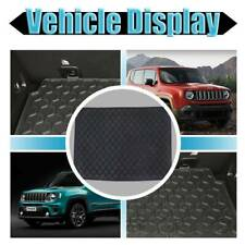 JSP Cargo Liner Trunk Tray Floor Mat For 2015-2019 Jeep Renegade Black TPO CL11