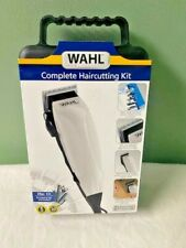 Wahl Complete Haircutting Kit 20 piece Haircut Kit Clippers Trimmers New 79235
