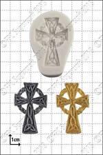 Silicone mould Celtic cross | Food Use FPC Sugarcraft FREE UK shipping!