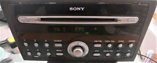 FORD SONY CAR RADIO 6 DISC CD PLAYER CHANGER - MK3 MONDEO - WITH CODE