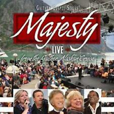CD Bill Gaither MAJESTY Live from the Gaither Alaskan Cruise GOSPEL WORSHIP Neu