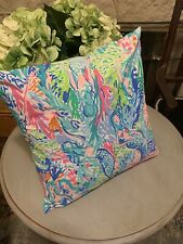 Pillow Cover - Lilly  Fabric