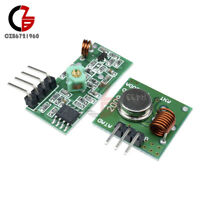 433Mhz RF transmitter and receiver link kit for Arduino/ARM/MCU WL