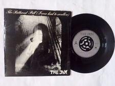 "Paul Weller 45RPM Speed New Wave 7"" Singles"