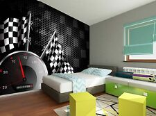 Speed Racing II Wall Mural Photo Wallpaper GIANT DECOR Paper Poster Free Paste