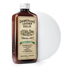 CHAMBERLAINS LEATHER MILK STRAIGHT CLEANER NO. 2 – PREMIUM LEATHER CLEANER