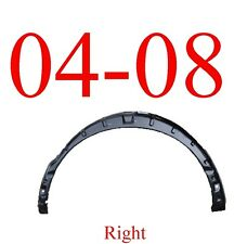04 08 Right F150 Inner Arch Repair Panel, Ford Truck, Crew Cab, Super Crew, 2 Dr