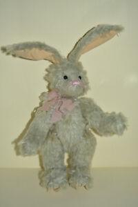 "Gund Barton's Creek Limited Edition of 4800 Nibbles Rabbit (86024) 10-14"""