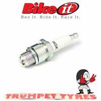 Piaggio Beverly 125 02 - 10 NGK Standard Spark Plug Genuine OE Quality SPKCR8EB