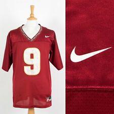 Vintage para hombres Nike Florida State Seminoles Jersey Camisa de fútbol americano Grande L