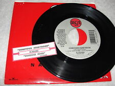 "Alabama ""Hometown Honeynoon / Homesick Fever"" 45 RPM, 1993, 7"" Single,+Jukebox"