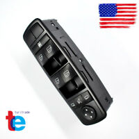 Master Power Window Switch For 2006-2011 Mercedes-Benz ML350 2518300290