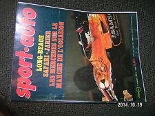 Sport Auto n°208 24 H du Mans 79 Renault RS10 JP Jarrier Safari allye