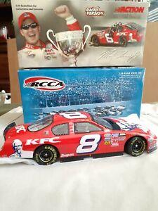 Action/RCCA 1/24 2004 #8 Martin Truex Jr. KFC/ Dover Raced Win