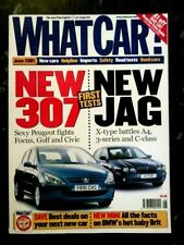 June What Car? Cars, 2000s Magazines