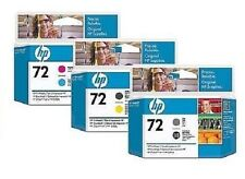 3 Cabezal de impresión HP Designjet T610 T620 T770 T1300/72 C9384A C9383A C9380