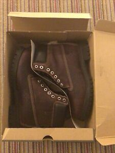 Timberland Premium 6 Inch Men's Boots - Dark Brown, UK Size 9.5, US 10, EUR 44