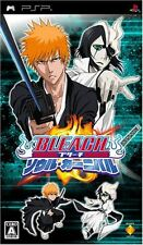 Used PSP Bleach: Soul Carnival Japan Import