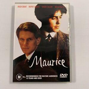 Maurice (DVD, 2002) 1987 film Ben Kingsley, Hugh Grant Region 4