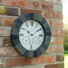 Outside in Designs 5065031 – Clock Thermometer Stongate