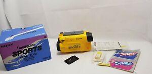 Sony SPK-TRA Handycam 8mm Video 8 Splash Proof Sports Housing Pack (TR Series)