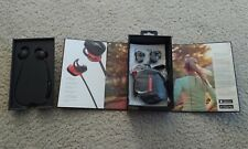 Bose SoundSport Pulse Wireless Headphones, Power Red With Heart-rate Monitor