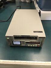 Sony DSR-45A DVCam Videocassette Recorder w/ Power Cord