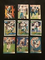 Lot Of 50 Miami Dolphins Cards