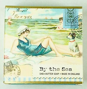 MICHEL DESIGN WORKS SHEA BUTTER SOAP BY THE SEA NOSTALGIC