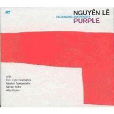 "NGUYEN LE ""PURPLE-CELEBRATING HENDRIX"" CD NEU"